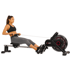 EFITMENT Aero Air Fan Rowing Machine Rower