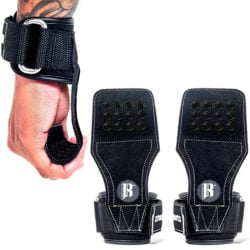 RIMSports Weight Lifting Straps with Power Grip